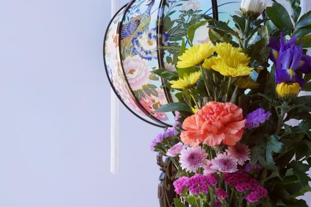 仏壇にお供えする花の画像1