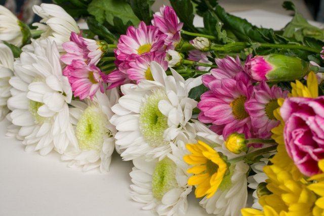仏壇にお供えする花の画像2