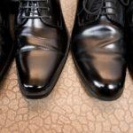 葬儀用の靴のイメージ1