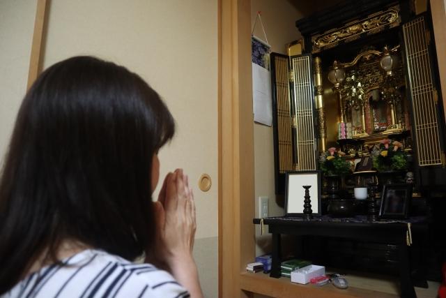 仏壇のマナーのイメージ1
