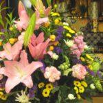 仏壇の供花のイメージ1